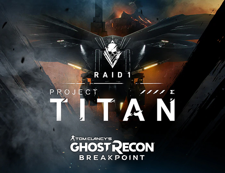 Ghost Recon Breakpoint - Raid 01